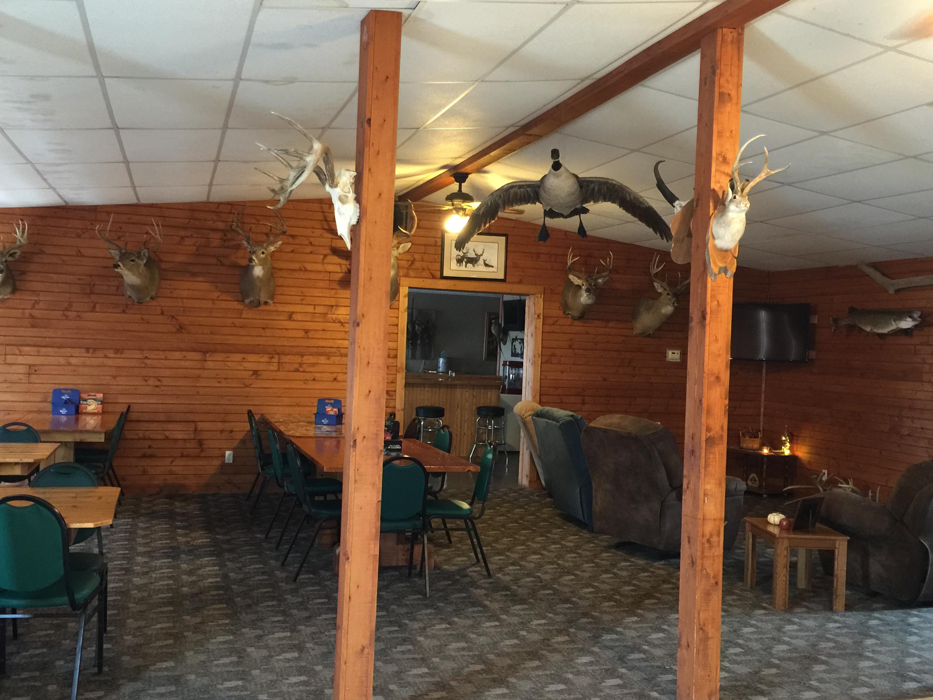 0bce31d2b2b Dining - West Prairie Resort on Lake Oahe - Central South Dakota